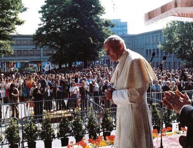 Der Papstbesuch von 1984